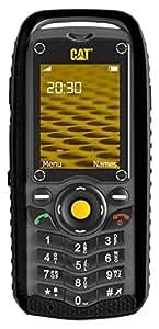 Caterpillar CAT B25 Téléphone portable débloqué USB Noir