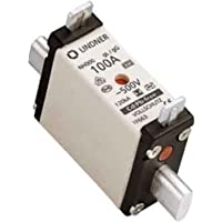 Mersen NH-Zero Fusible nh1gg50V200–1Taille 1, 200A Douille AC500V NH Fusible 8430399001944