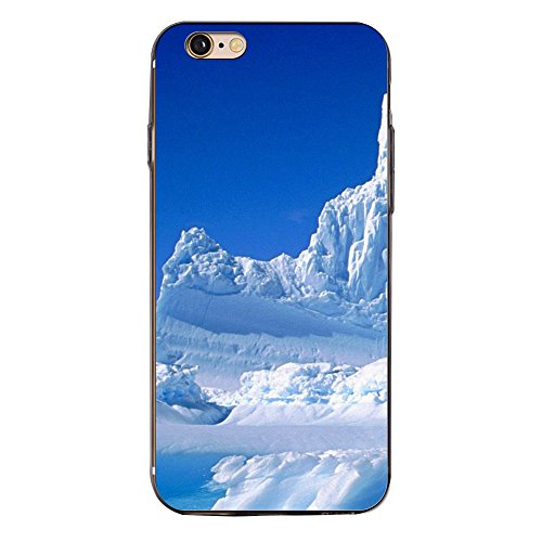3d Impression Polar région Pingouin Iceberg Coque pour iPhone Samsung Galaxy, plastique, #01, for iPhone4/4S #06