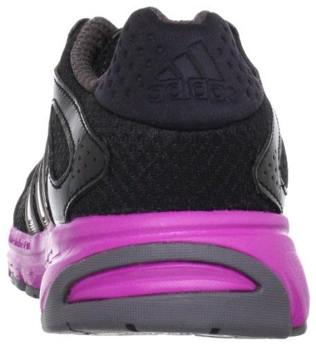 adidas, Scarpe da corsa donna nero nero, nero (nero/rosa), 6 Nero/Rosa