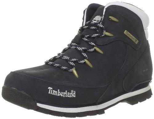 Timberland Euro Rock Hkr, Jungen Stiefel Dunkelblau