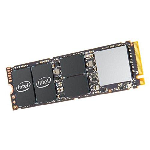 Intel SSD/760P 256GB M.2 80mm - Interne Solid State Drives (SSD) (M.2 80mm, PCIe 3.0 x4, 3D2, TLC), <1 sector per 10^15 bits read)