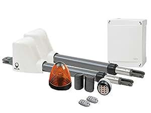 SCS Sentinel ACCESS 1 COMFORT - Set di accessori per motorizzazione cancello, incl. 1 lampeggiante, 2 telecomandi a 4 canali, 2 fotocellule, 1 tastierino con codice
