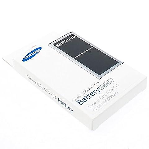 Samsung Original Akku EB-BG900 Ersatz 2800 mAh Li-Ion-Premium-Qualität für Samsung Galaxy S5 (100% Original-ersatz)