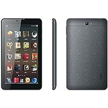 ibowin M 710 de 7 pulgadas Android 5.1 teléfono celular de desbloqueo SIM dual 3G WCDMA GSM 2G Tablet GPS 1G RAM 8G ROM (gris)