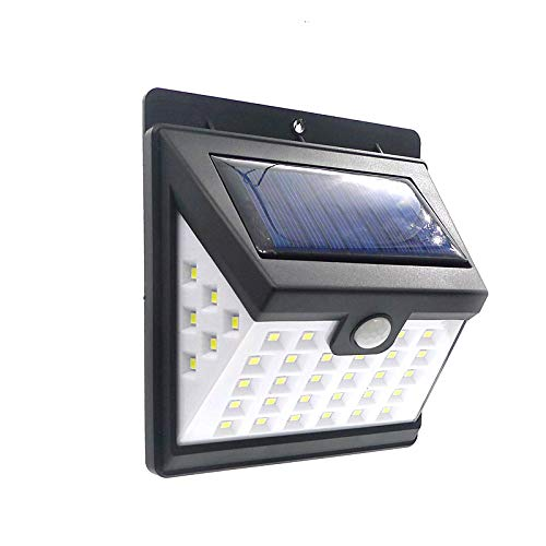 aplique solar led inspire aplique solar led exterior blanco focos solares luces...