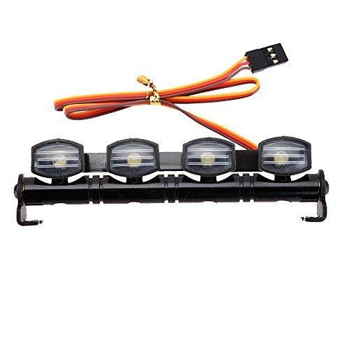 GoolRC AX 505BL Multifunktions ultra helle LED Lampe für 1/10 1/8 RC HSP Traxxas TAMIYA CC01 4WD Axial SCX10 Modellauto