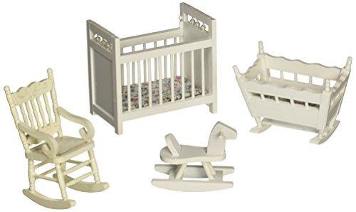 Melissa & Doug Deluxe Doll - House Nursery Furniture