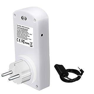 Hengzi WiFi Temperatur- und Luftfeuchtigkeitskontrolle Timing Socket Remote Control Socket EU