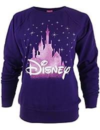Disney Women's Castle Sweatshirt