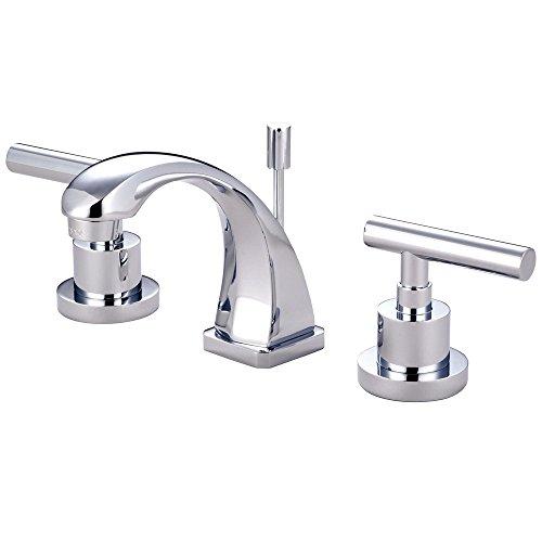 Nuvo Elements of Design es4941cml Sydney Mini-Widespread WC Wasserhahn, 3-7/20,3cm poliert Chrom