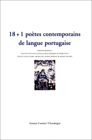 18+1 poètes contemporains de langue portugaise par Collectif