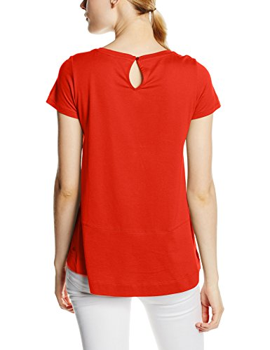 Marc O'Polo Damen T-Shirt Rot (red clay 314)