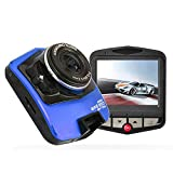 Mini-Auto-DVR-Kamera F210 2,4-Zoll-Bildschirm Dashcam Full HD 1080P Video Registrator Recorder 170 Grad Weitwinkel Dash Cam