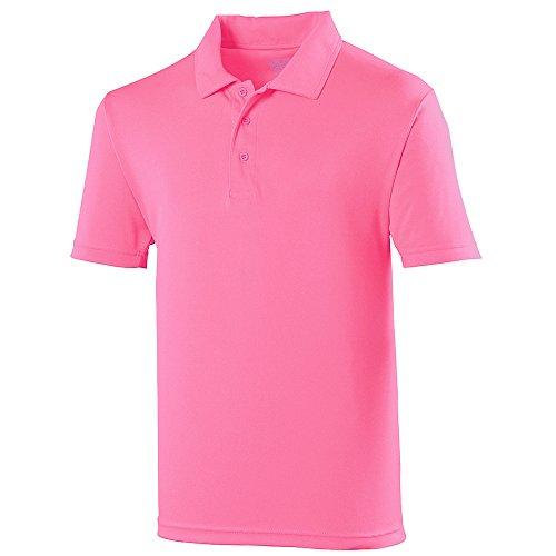 AWDis Cool Cool polo Electric Pink