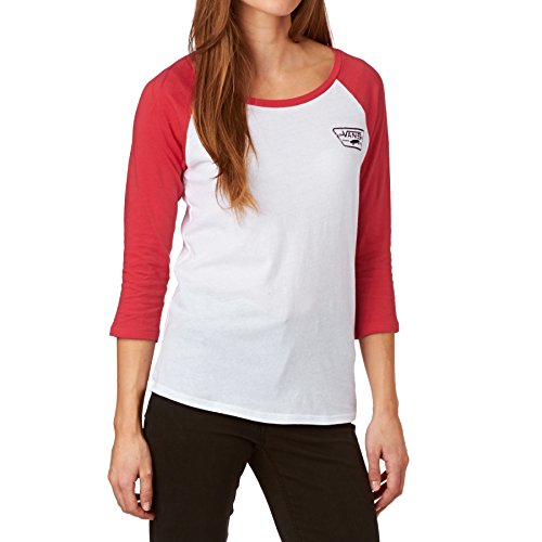 Vans Women's Authentic UK Trap Raglan T-Shirt