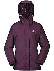 COX SWAIN Damen Outdoor Funktions Regenjacke GALE 8.000mm Wassersäule + 5.000mm atmungsaktiv