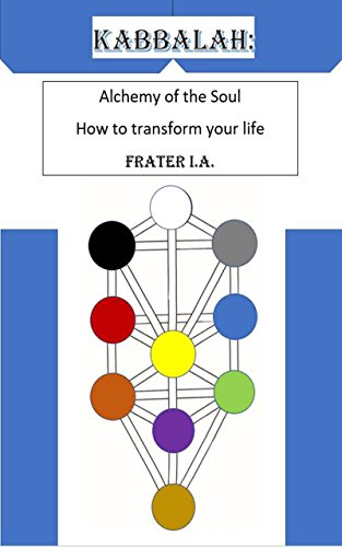 Kabbalah: Alchemy of the Soul, How to Transform Your Life (Kabbalistic Alchemy) (English Edition) por Frater I.A.