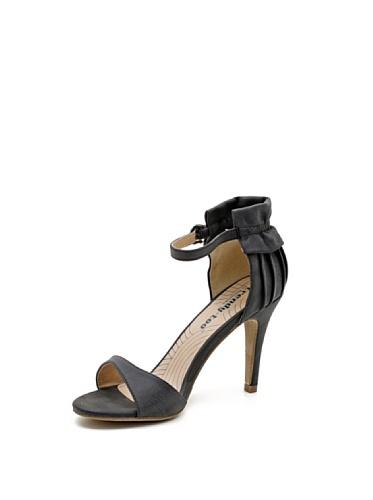 Trendy Too, Sandali donna Nero nero 40