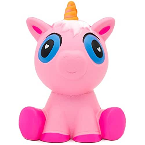 accesorios kawaii MMTX 1 PC Súper Soft Cut Animal Squishies Unicornio Kawaii Cream Scented Lento Levantamiento Squishy Stress Relief Toys