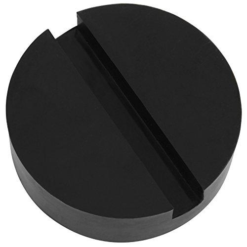 Timbertech Gummiblock für den Wagenheber im 1er/2er/3er/4er-Set vermeidet Kratzer aus Naturgummi als Zubehör im Kfz-Bereich