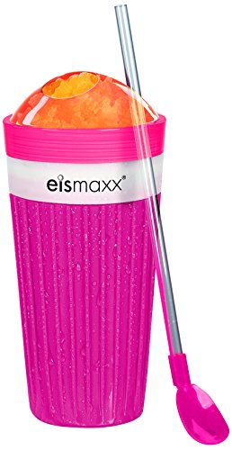 TV Unser Original 02102 eismaxx Slush Ice Becher, rot