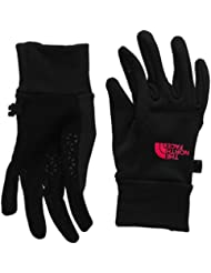 North Face W Etip Glove - Guantes para mujer, multicolor, talla S