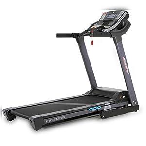 41TEcZowt6L. SS300  - Bh Fitness Unisex's RC02W DUAL Treadmill, Black, Large