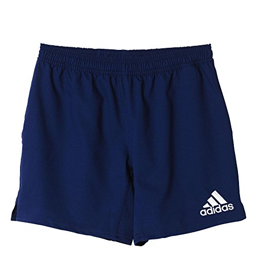 adidas Herren Shorts 3 STR SHO, Dark Blue/White, XL
