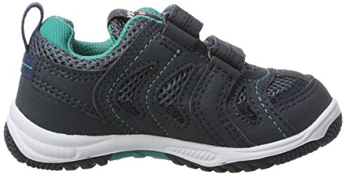 Viking Cascade Ii Gtx, Chaussures Multisport Outdoor mixte enfant Blau (Navy/Green)