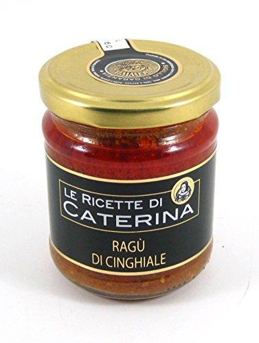 Ragù di Cinghiale - Conf. da 3 vasetti