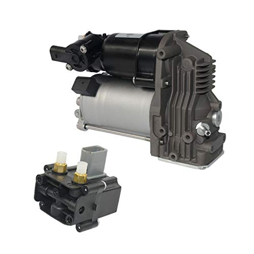 Kompressor Luftfederung Niveauregulierung 37106793778+ 37206792855 Kompressor Ventil
