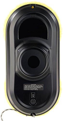 Sichler Haushaltsgeräte Intelligenter Bluetooth-Profi-Fensterputz-Roboter V4, App & Fernbed. -