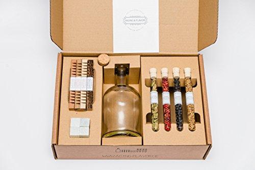 Aging & Flavor Premium Gin Set