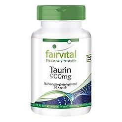 Fairvital Taurin