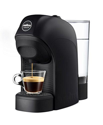 Lavazza a Modo Mio Tiny Macchina caffè, 1450 W, 0.75 Litri, Nero
