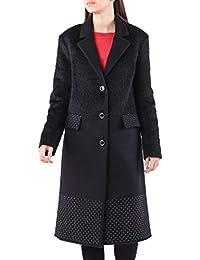 Amazon.it  Pinko - Nero   Cappotti   Giacche e cappotti  Abbigliamento 5a54196a9fe