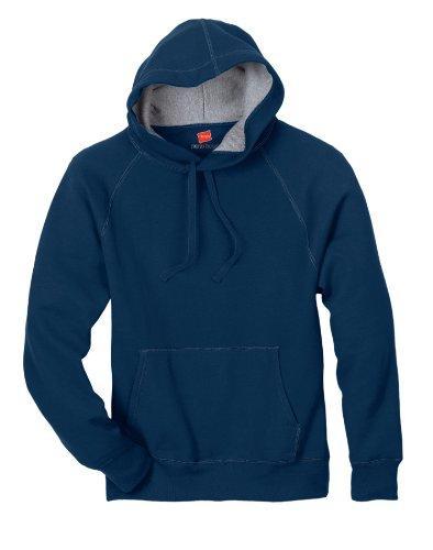 Hanes Herren Sweatshirt Vintage Navy