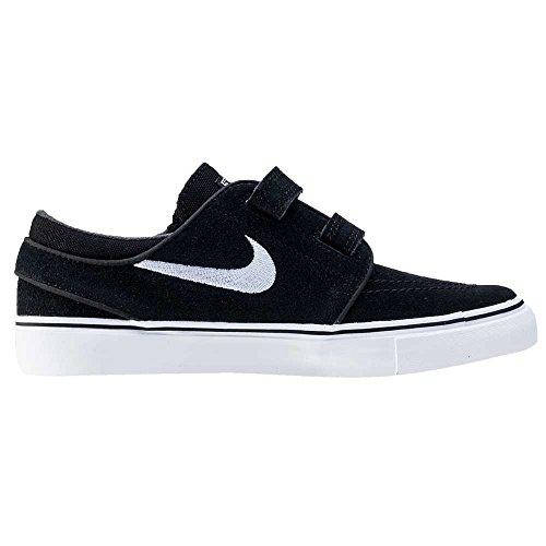 Nike Jungen Stefan Janoski Ac (Ps) Skaterschuhe Blanco (Black / White)