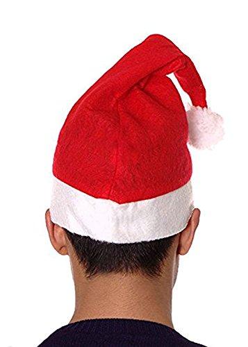 Noroze Herren Damen Unisex Neuheit Weihnachten Pullover Strickpullover + Kostenlos Hut Ho Ho Sankt Sahne