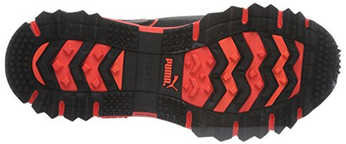 Puma Faas 500 Tr V2 Gtx, Running Mixte Adulte Noir (Black/Red Blast/Black)