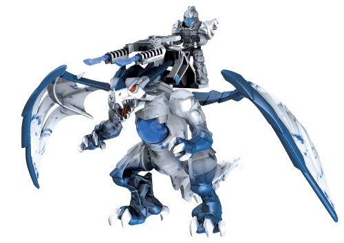 Mega Bloks Dragon Blizzard Glaragon