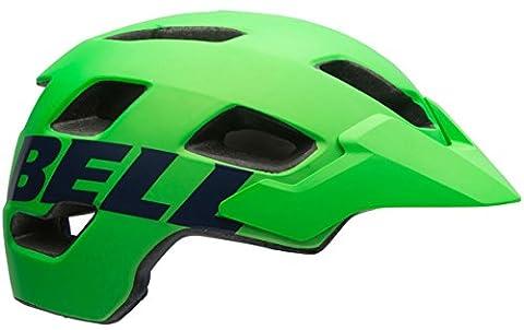 Bell Stoker Helmet - Matt Kryptonite/Gunmetal, Small