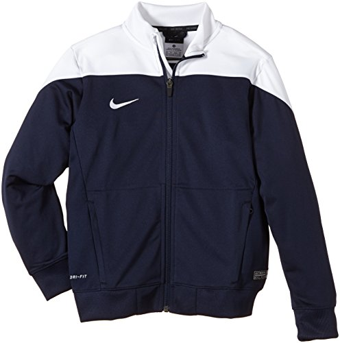 Nike Kinder Jacke Squad14 SDLN Knit, Mehrfarbig, XL, 588396-451