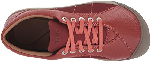 Keen Trainers Womens Leather Presidio tandori Rot spice 8r8fxw4