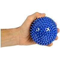 LF equipment spikey massage ball 10cm [blue]