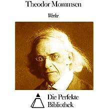 Werke von Theodor Mommsen
