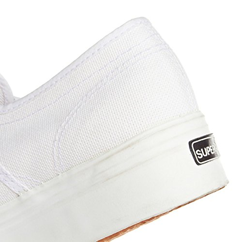 Superga 2790Acotw Linea Up And Down, Sneaker Donna White
