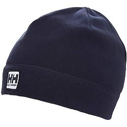 Helly Hansen Gorro Forro Polar Sombrero De Invierno, Unisex Adulto, Navy, One Size