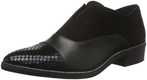 Tamaris Damen 24305 Slipper, Schwarz (Black Comb 098), 39 EU
